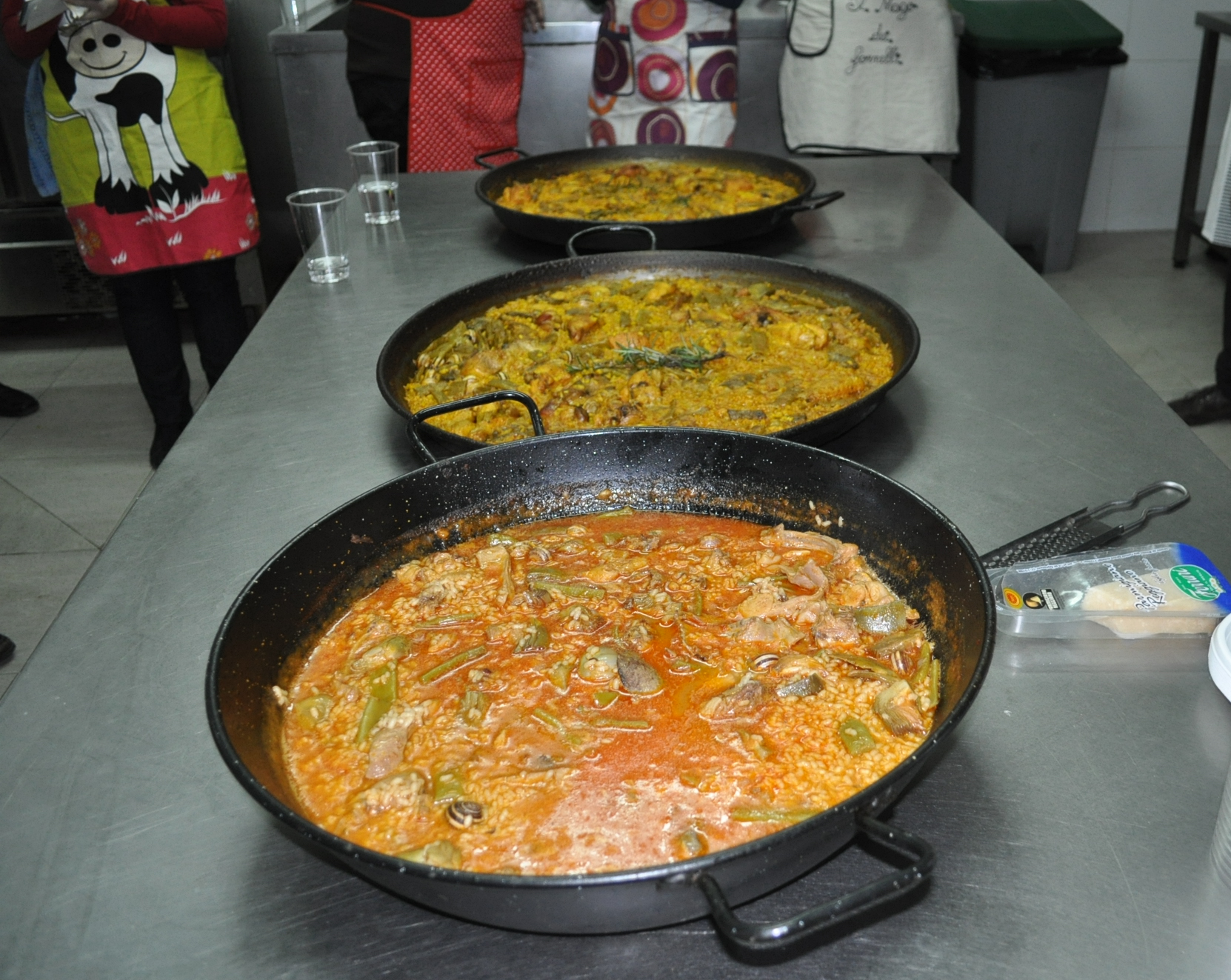 Taller de arroces