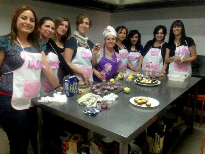 Taller Cupcakes Catering La Despensa
