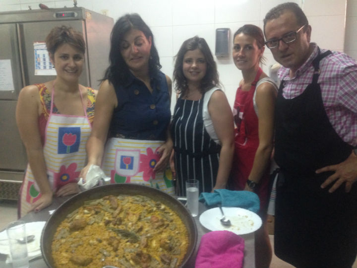 Taller Arroces en Catering La Despensa I