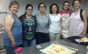 Taller Pan en Catering La Despensa