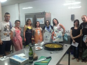 Taller de Arroces en Catering La Despensa