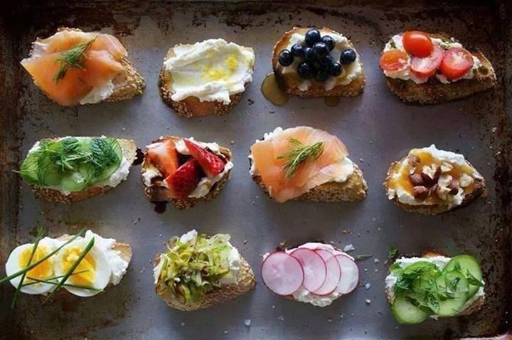 Nuestra primera receta de 2015...