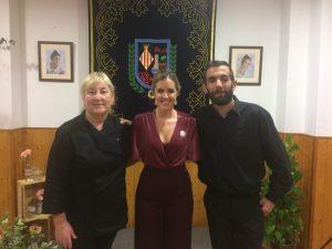 Catering Exaltación Fallera Mayor Salamanca-Conde Altea