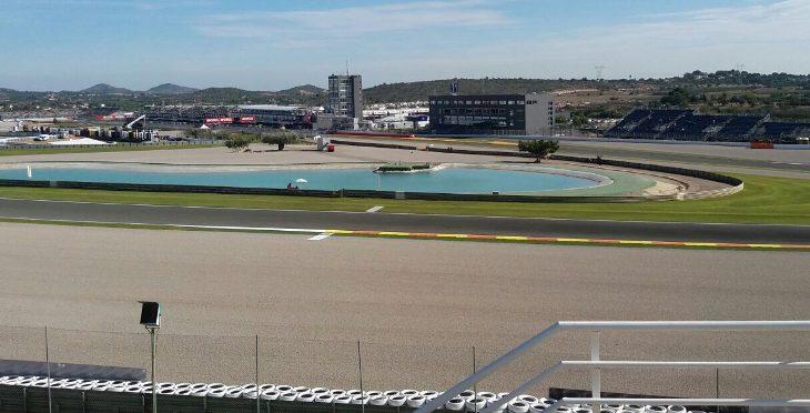 Fin de semana en el Gran Premio Moto GP Cheste 2016