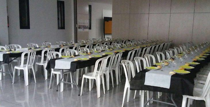 Exaltaciones Falleras en Catering La Despensa, 12 de noviembre de 2016