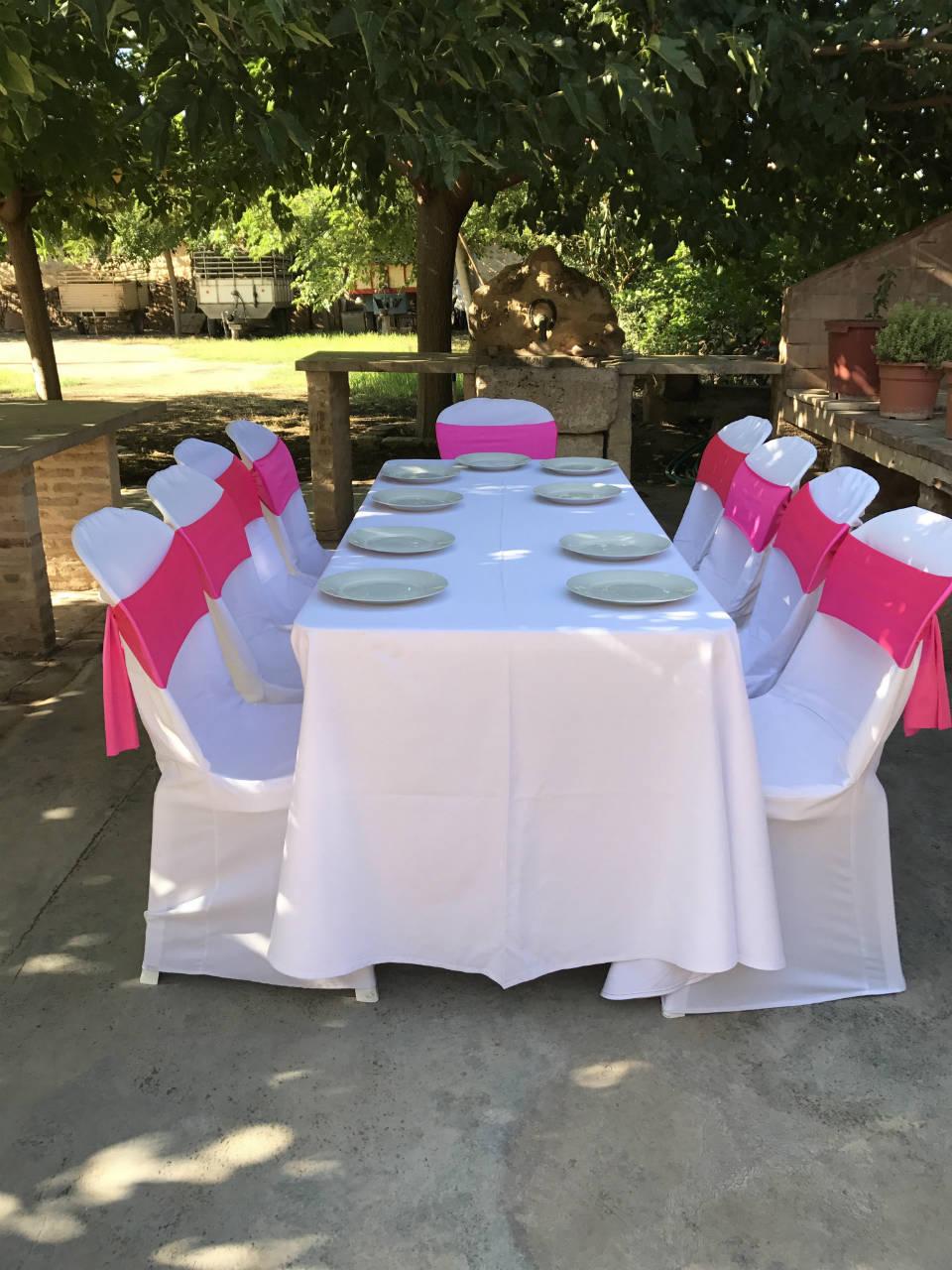 Catering de Boda en La Alquería Lolín- Catering La Despensa