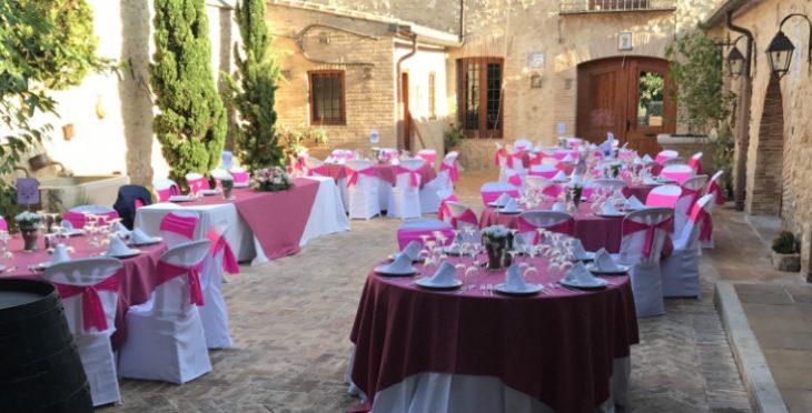 Catering para bodas, un evento que nos encanta