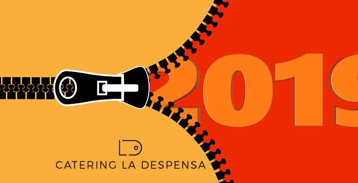 catering la despensa 2019