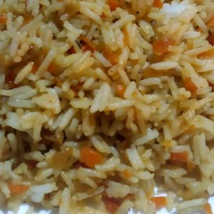 arroz-basmati-con-verduras - Catering La Despensa