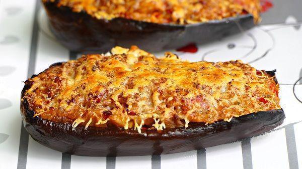 berenjena-rellena-verdura - Catering La Despensa
