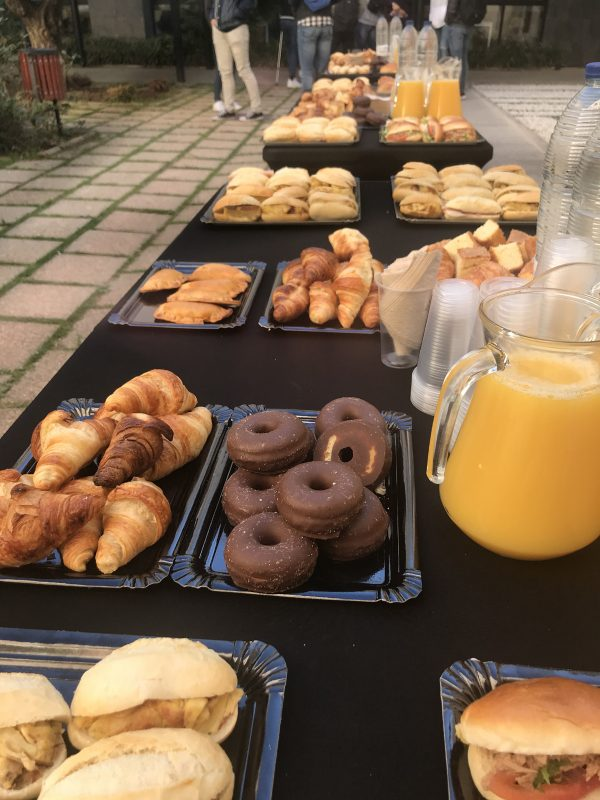 coffee-break-dulce - Catering La Despensa