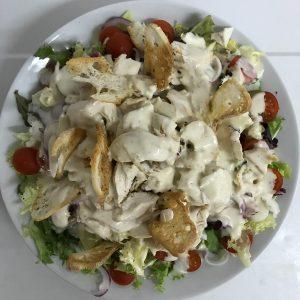 ensalada-pollo-crujiente - Catering La Despensa