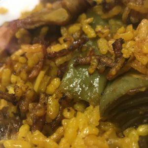 paella-valenciana - Catering La Despensa