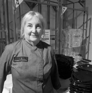 Tina Fernández - Catering La Despensa